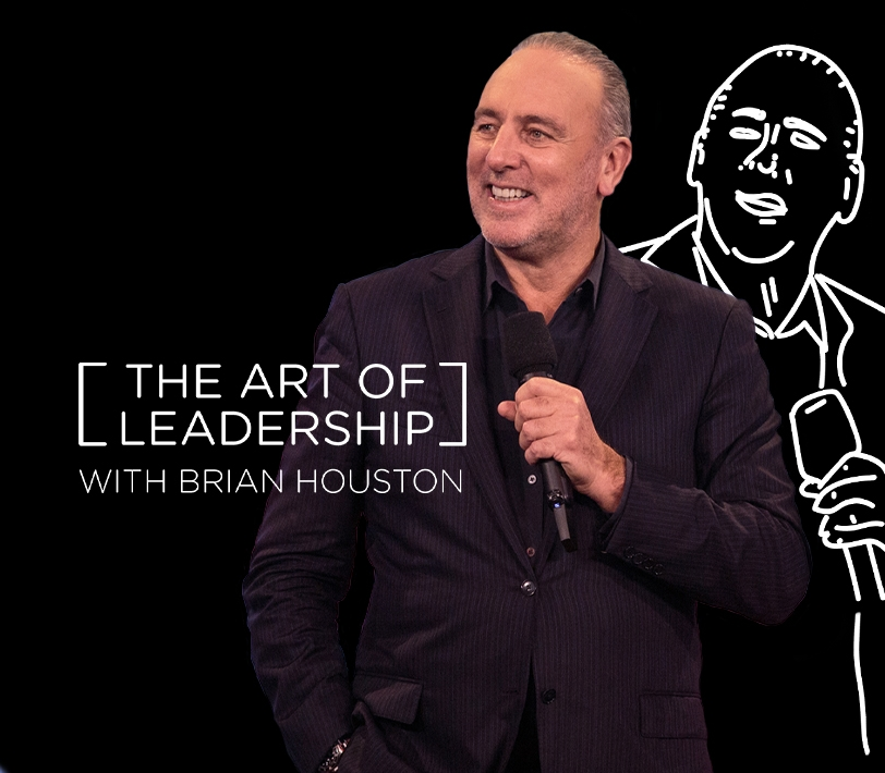 Brian Houston - Art Of Leadership